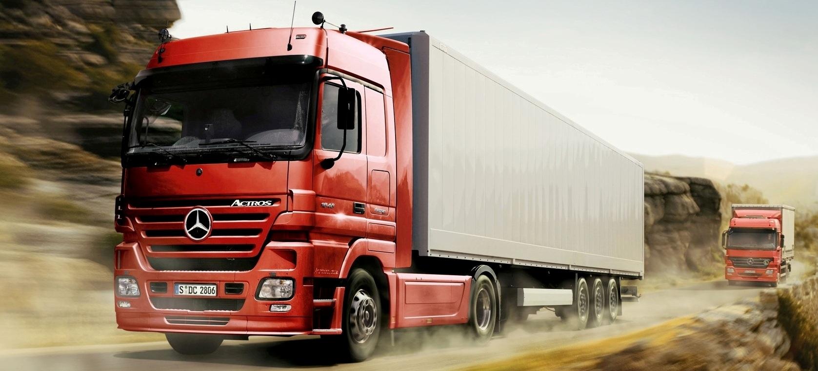 Road Transport, International Transport Container